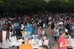 الإئتلاف النسائي لأجل طرابلس في افطاره السنوي الثاني في حديقة التبانة